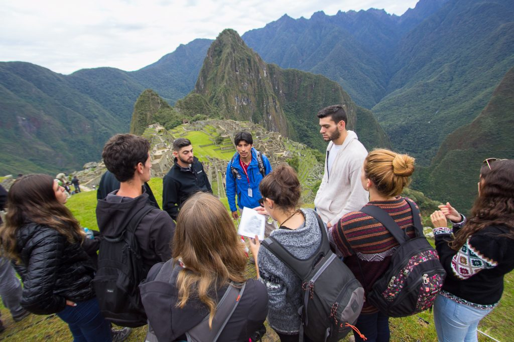 InturMachupicchu - Grupo de turistas