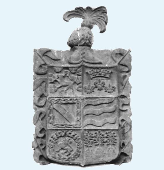 Escudo Casa Cabrera Cusco