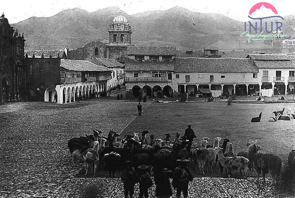 Plaza de Armas antigua