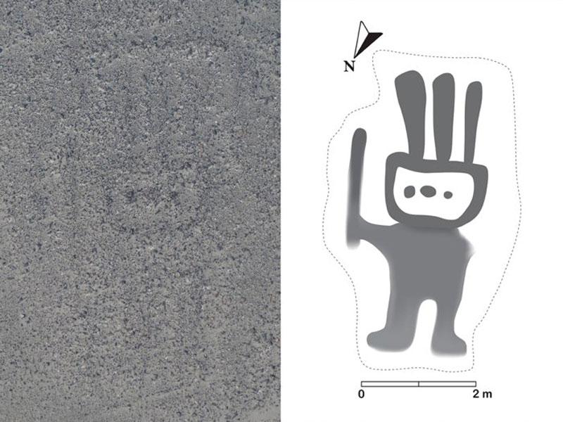 Nuevas lineas de Nazca